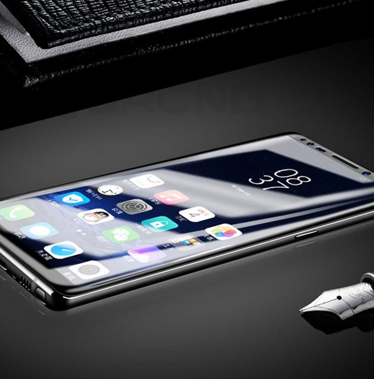 Szkło hartowane 3D MOCOLO dla Samsung Galaxy S9 PLUS - ramka w kolorze czarnym - Zestaw zawiera