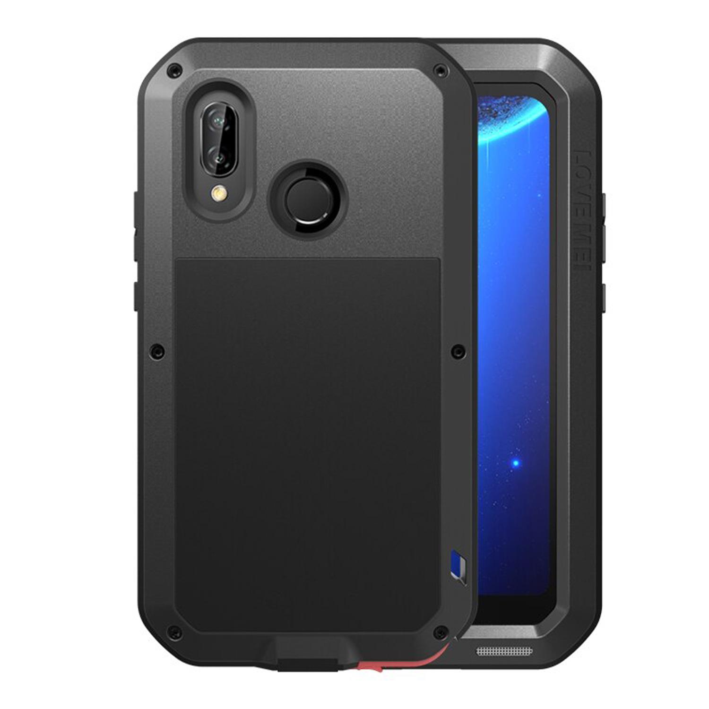 e15956079a4 Etui Love Mei Powerful Huawei P20 Lite - Black - ✅ 4GSM.PL