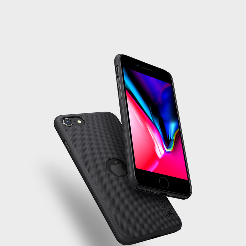 Etui Nillkin Frosted Shield dla Apple iPhone SE 2020 - Zawartość zestawu:
