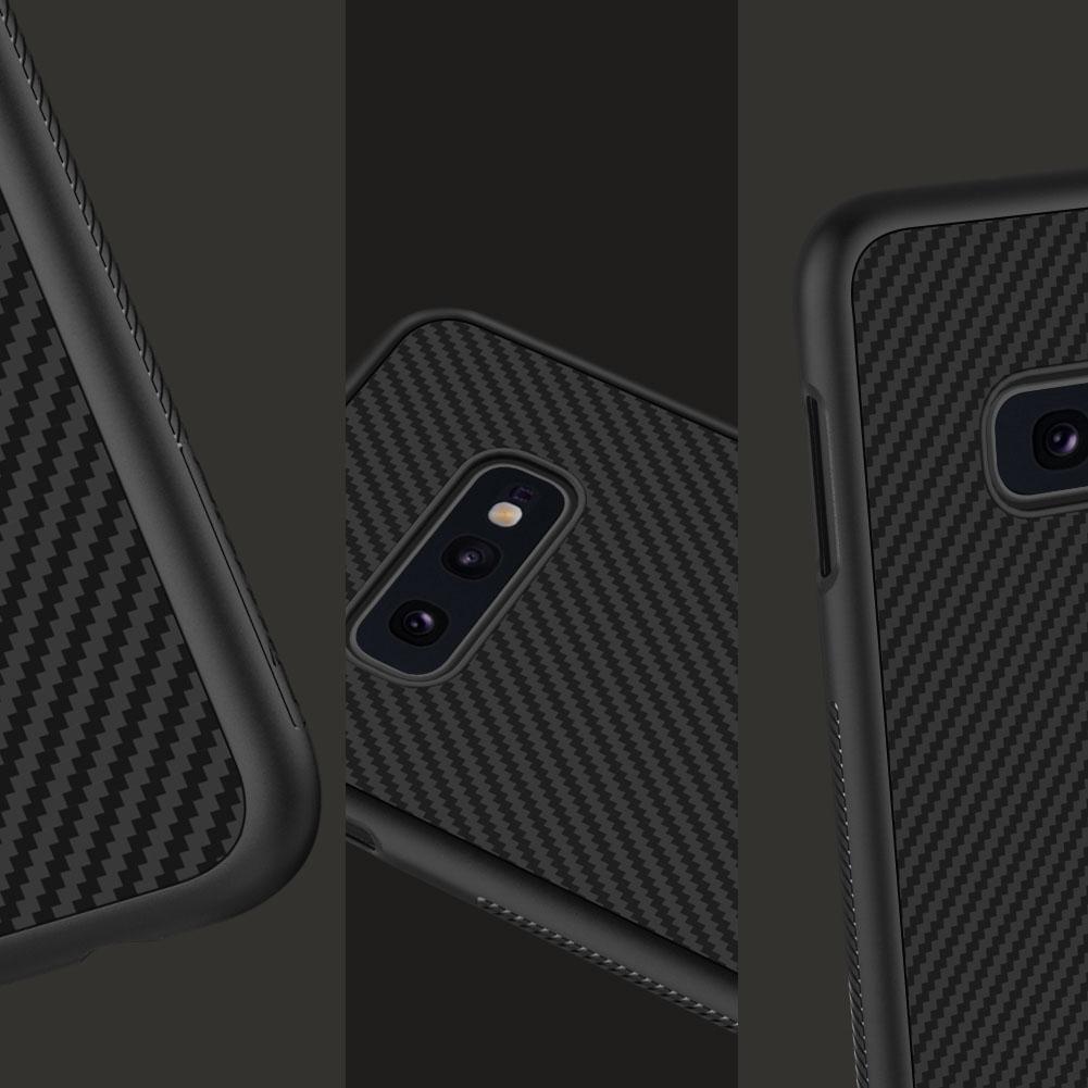 Etui Nillkin Synthetic Fiber dla Samsung Galaxy S10e - Nillkin Synthetic Fiber - Etui które pokochasz.
