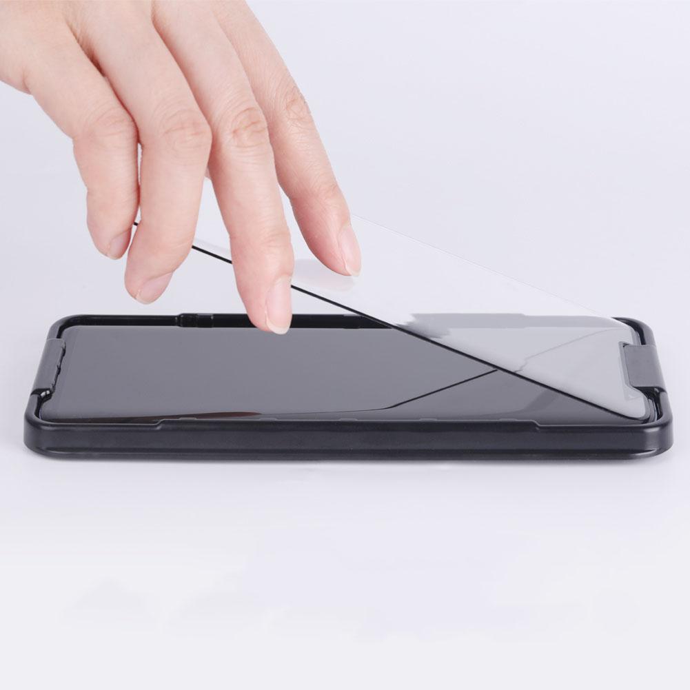 Szkło NILLKIN Full Glue 3D DS+ MAX dla Samsung Galaxy S9 Plus - Zestaw zawiera: