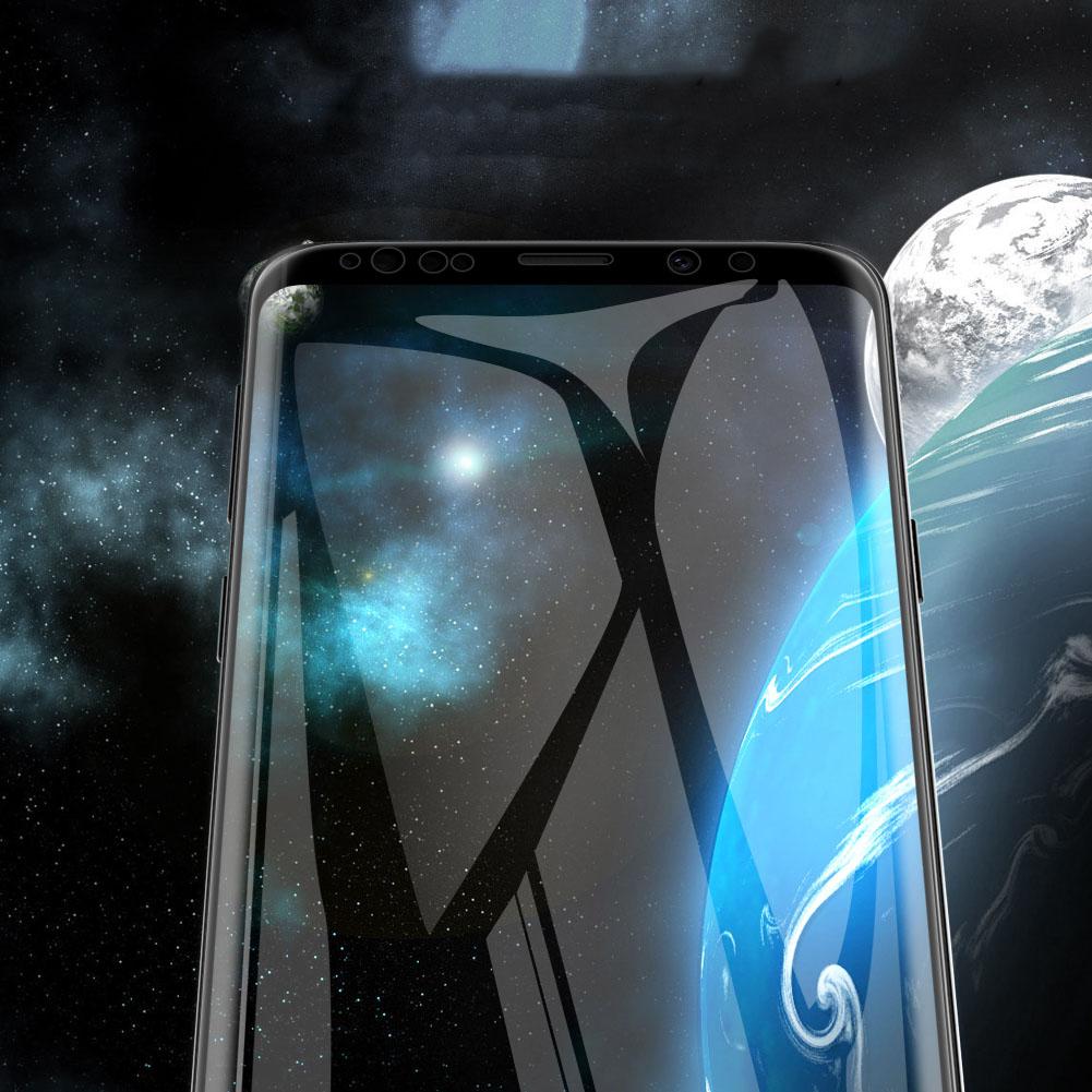 Szkło NILLKIN Full Glue 3D DS+ MAX dla Samsung Galaxy S9 Plus - Super cienkie