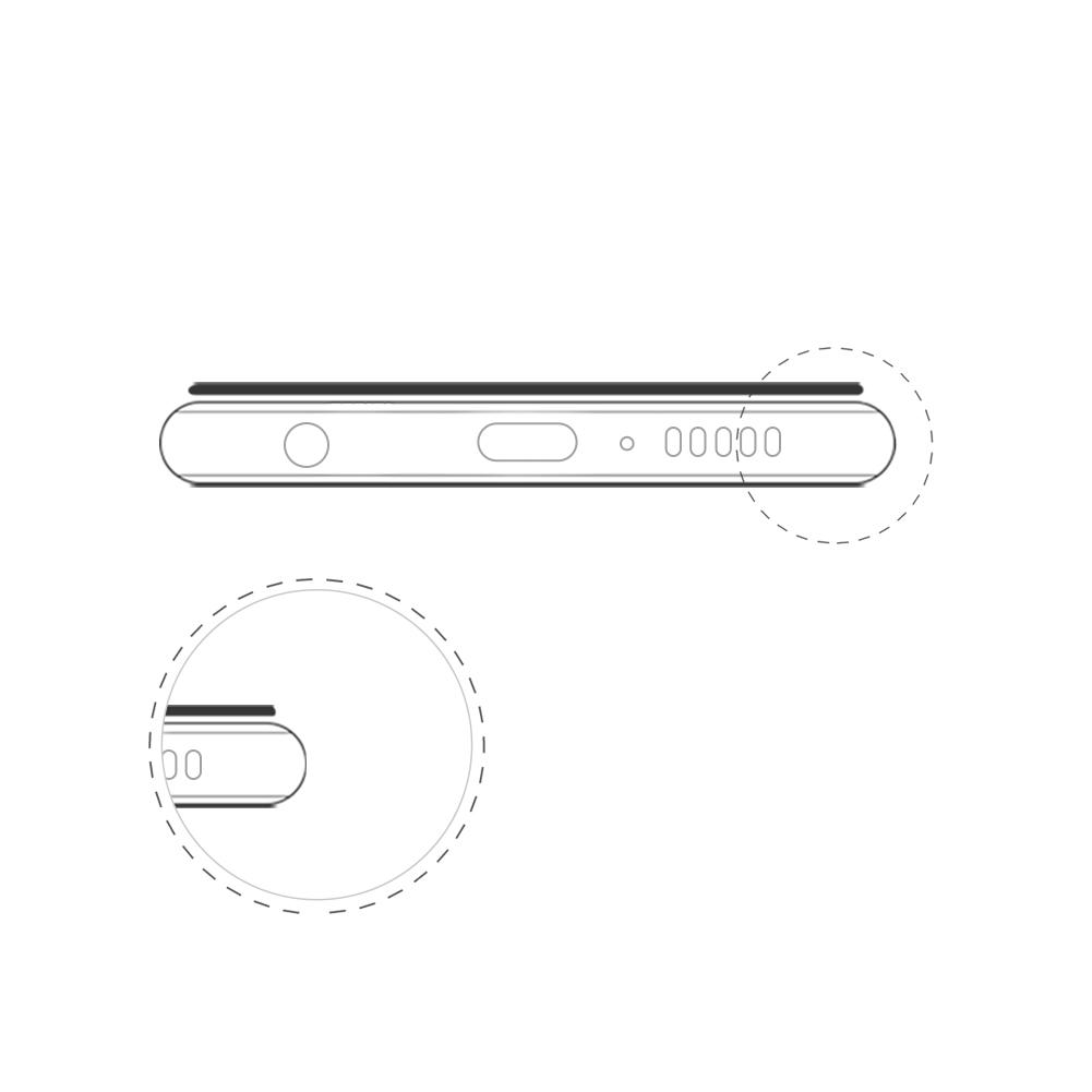 Szkło NILLKIN 3D CP+ MAX dla Samsung Galaxy S10 - Super cienkie