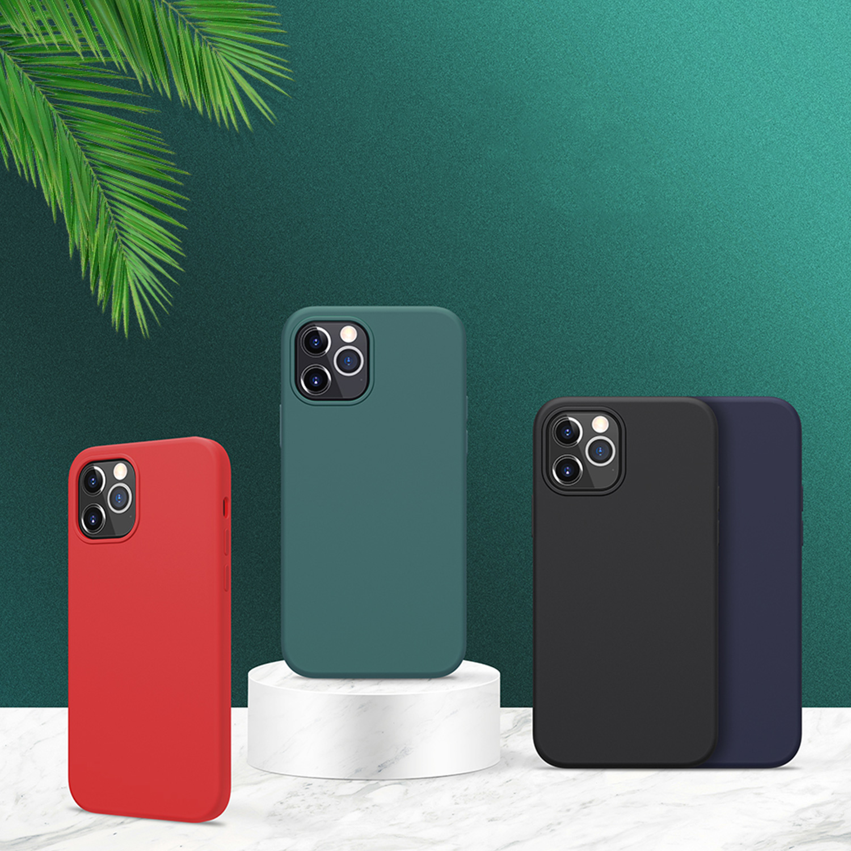 Etui Nillkin Flex Case dla Apple iPhone 12 Pro Max - Zestaw zawiera: