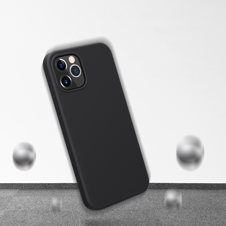 Etui Nillkin Flex Case dla Apple iPhone 12 Pro Max - Idealne dopasowanie do wspieranego urządzenia