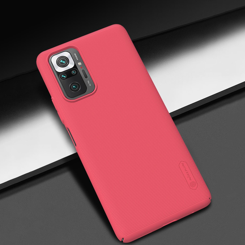 Etui Nillkin Frosted Shield dla Xiaomi Redmi Note 10 Pro/10 Pro Max - Zawartość zestawu: