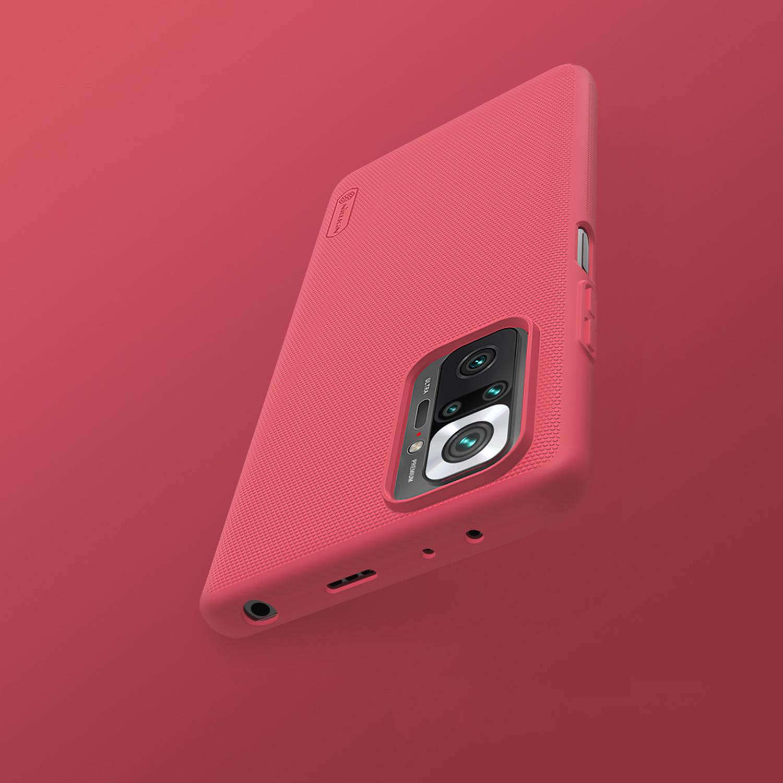 Etui Nillkin Frosted Shield dla Xiaomi Redmi Note 10 Pro/10 Pro Max - Zalety, które pokochasz. Zostań z serią Frosted na dłużej!