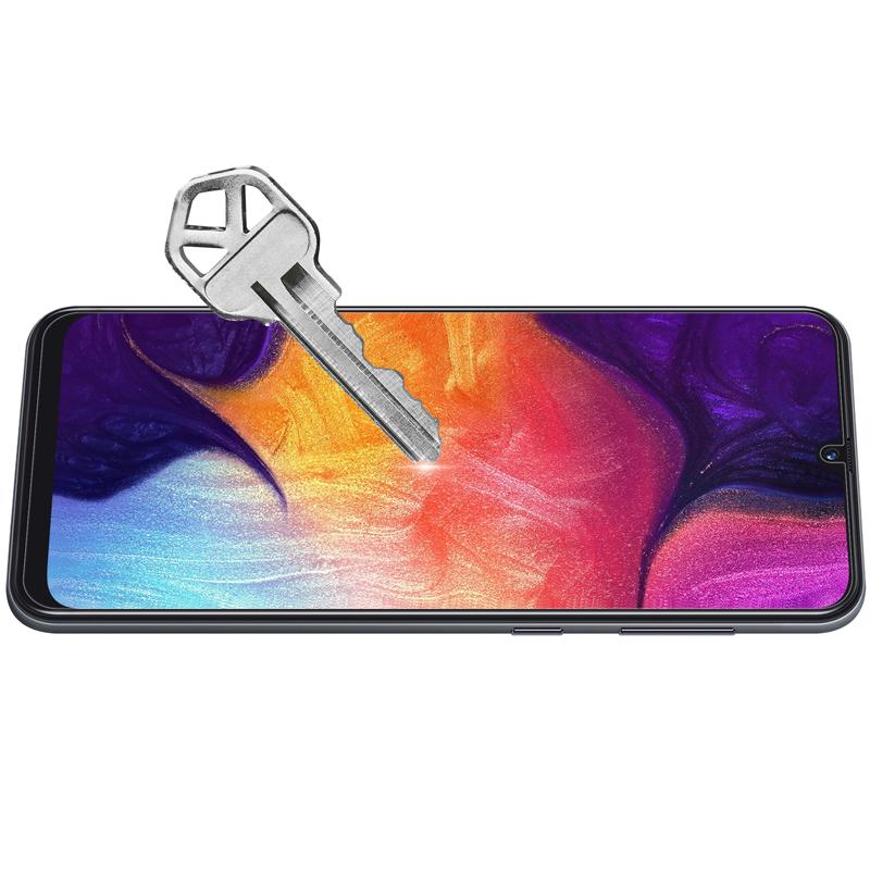 Szkło hartowane NILLKIN Amazing H+ PRO dla Samsung Galaxy A30/A50 - Powłoka olejofobowa