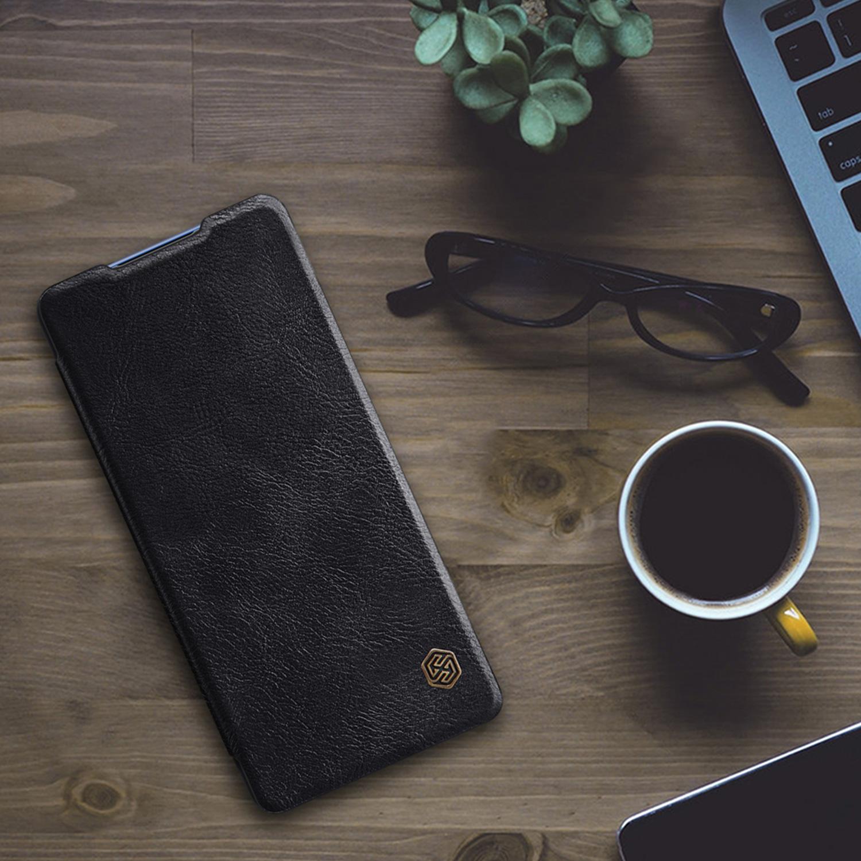 Etui Nillkin QIN dla Samsung Galaxy S20 FE 2020 - Zalety, które pokochasz. Zostań z serią Qin na dłużej!