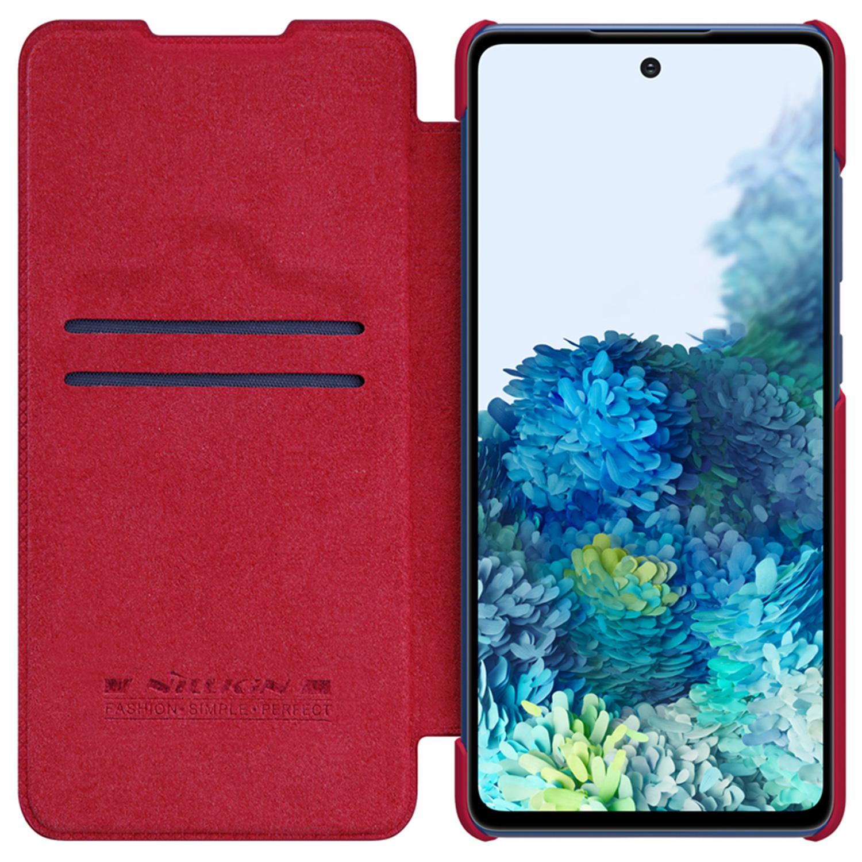 Etui Nillkin QIN dla Samsung Galaxy S20 FE 2020 - Zawartość zestawu: