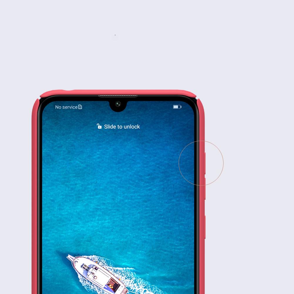 Etui Nillkin Frosted Shield dla Huawei Y7 2019 / Y7 Prime 2019 - Zalety, które pokochasz. Zostań z serią Frosted na dłużej!