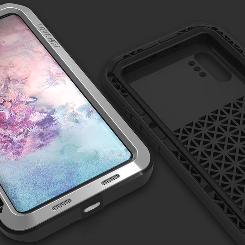 Etui Love Mei dla Samsung Galaxy Note 10 Plus - Ochrona soczewki aparatu