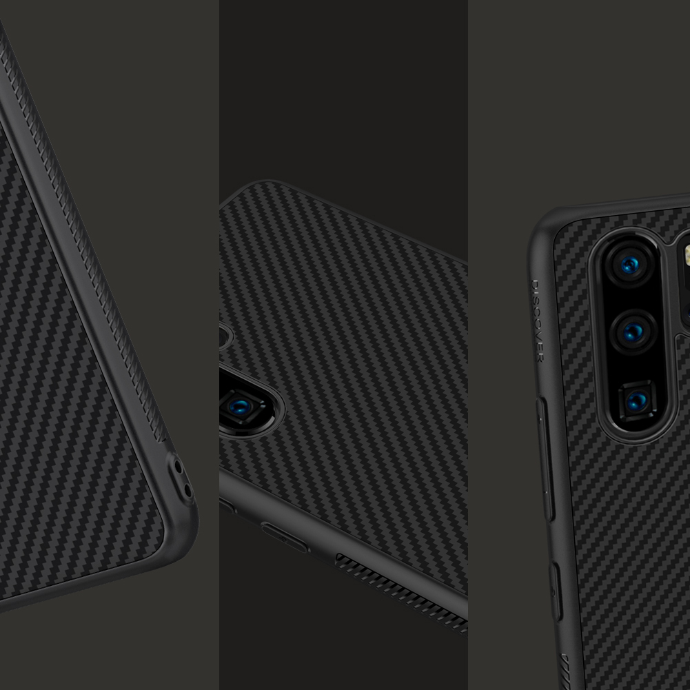Etui Nillkin Synthetic Fiber dla Huawei P30 PRO - Nillkin Synthetic Fiber - Etui które pokochasz.