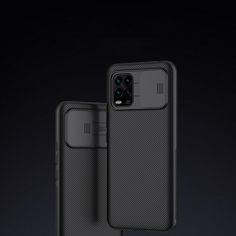 Etui Nillkin Camshield Xiaomi Mi 10 Lite - Specyfikacja: Etui Nillkin CamShield do Xiaomi Mi 10 Lite