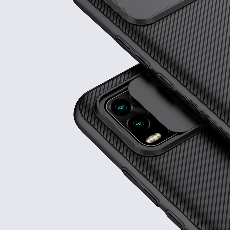 Etui Nillkin Camshield Xiaomi Mi 10 Lite - Zestaw zawiera