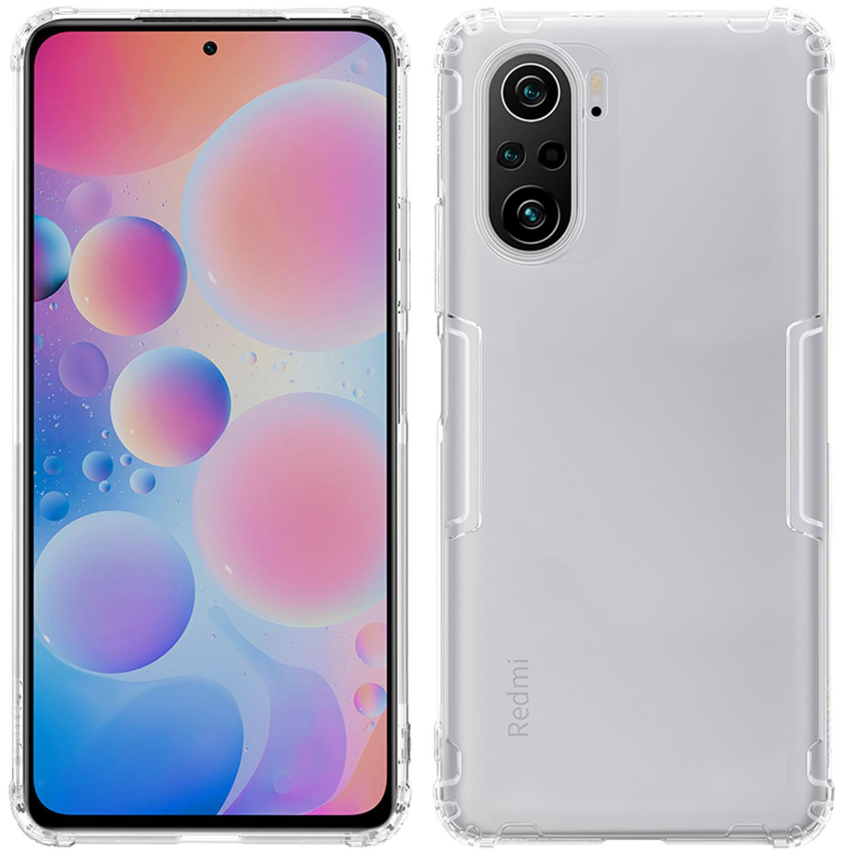 Etui Nillkin Nature dla Xiaomi  Poco F3 5G -