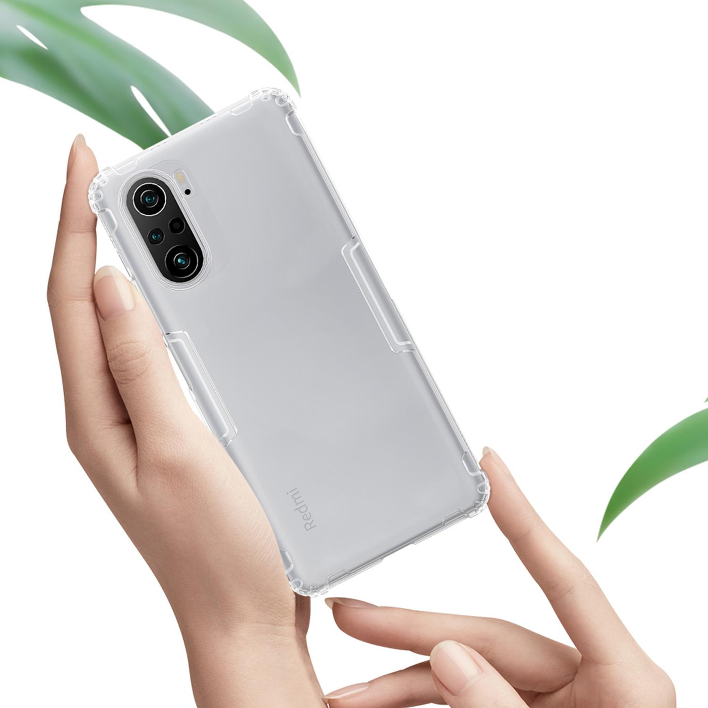 Etui Nillkin Nature dla Xiaomi  Poco F3 5G - Dyskretna ochrona Twojego smartfona!
