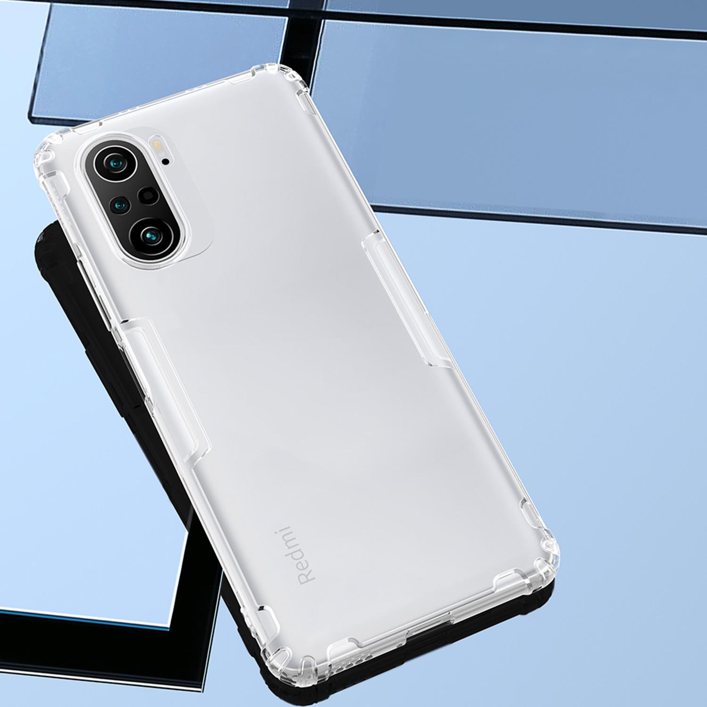 Etui Nillkin Nature dla Xiaomi  Poco F3 5G - Nillkin Nature - kiedy technologia idzie w parze z designem