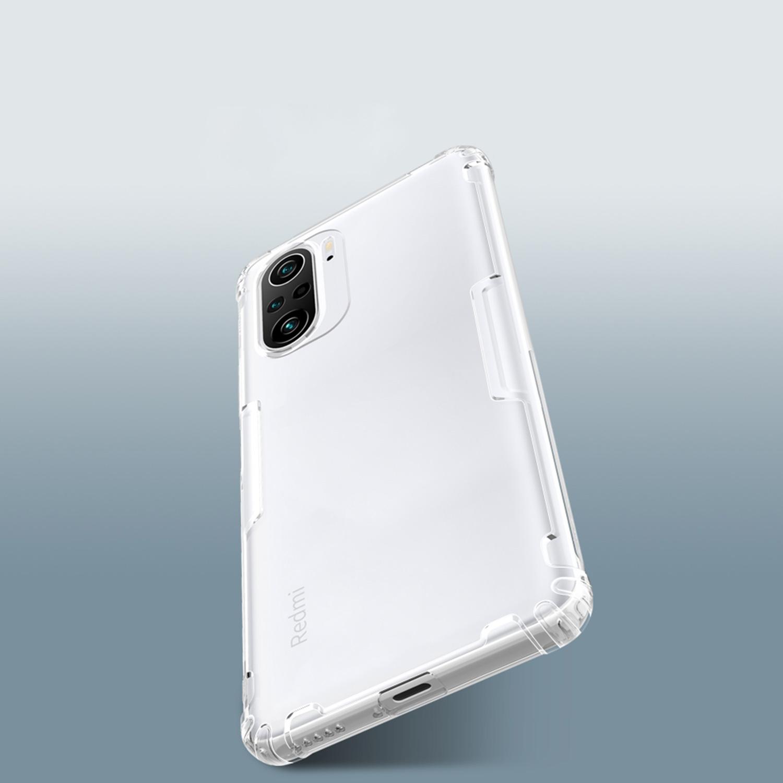 Etui Nillkin Nature dla Xiaomi  Poco F3 5G - Niezwykle lekkie i estetyczne