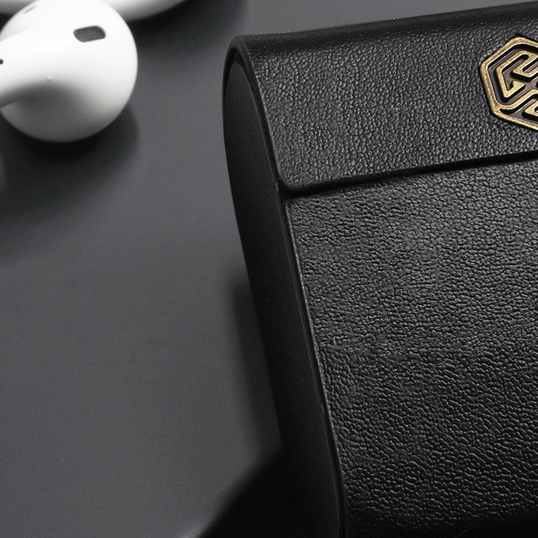Etui Nillkin ładujące bezprzewodowo dla słuchawek Apple Airpods - Magnetyczne zamknięcie