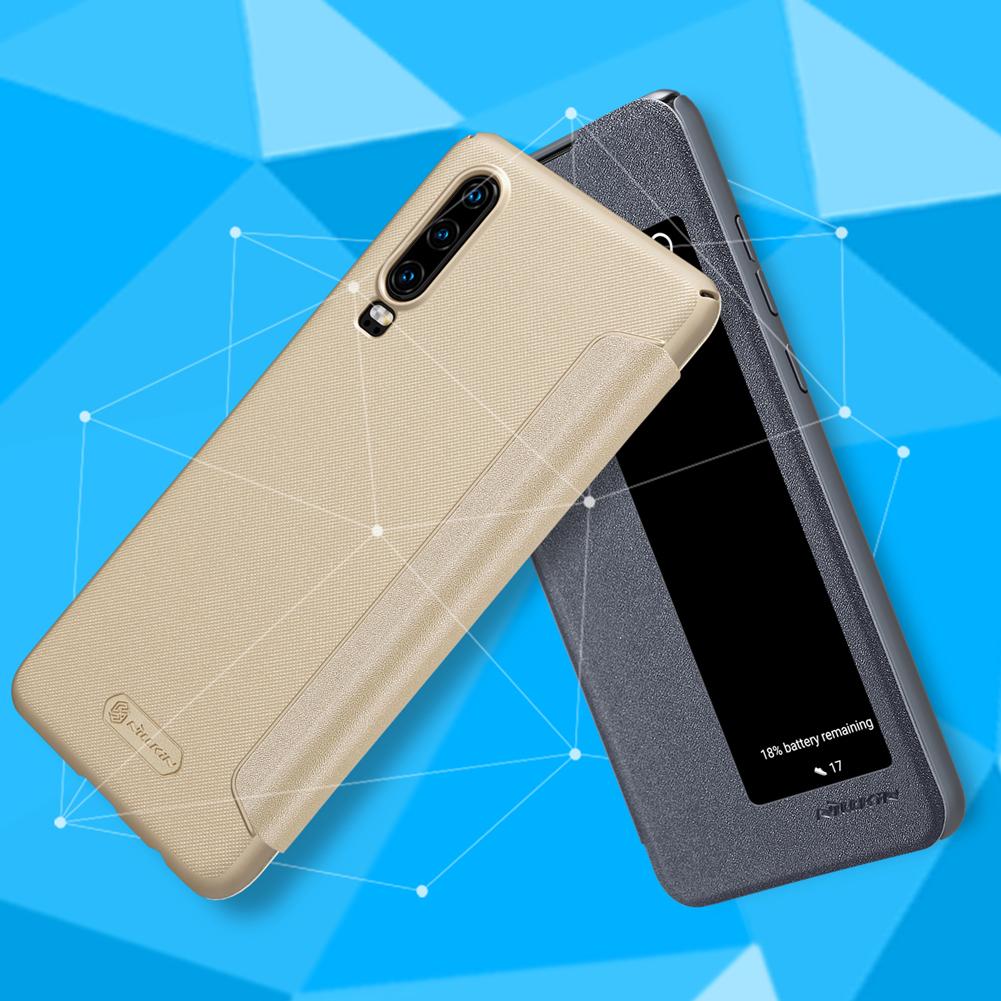 Etui Nillkin Sparkle dla Huawei P30 - Zawartość zestawu: