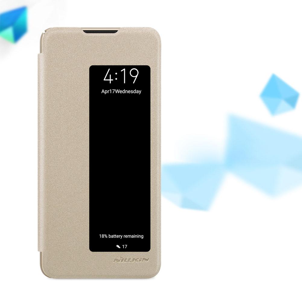 Etui Nillkin Sparkle dla Huawei P30 - Ochrona i wysoki komfort użytkowania