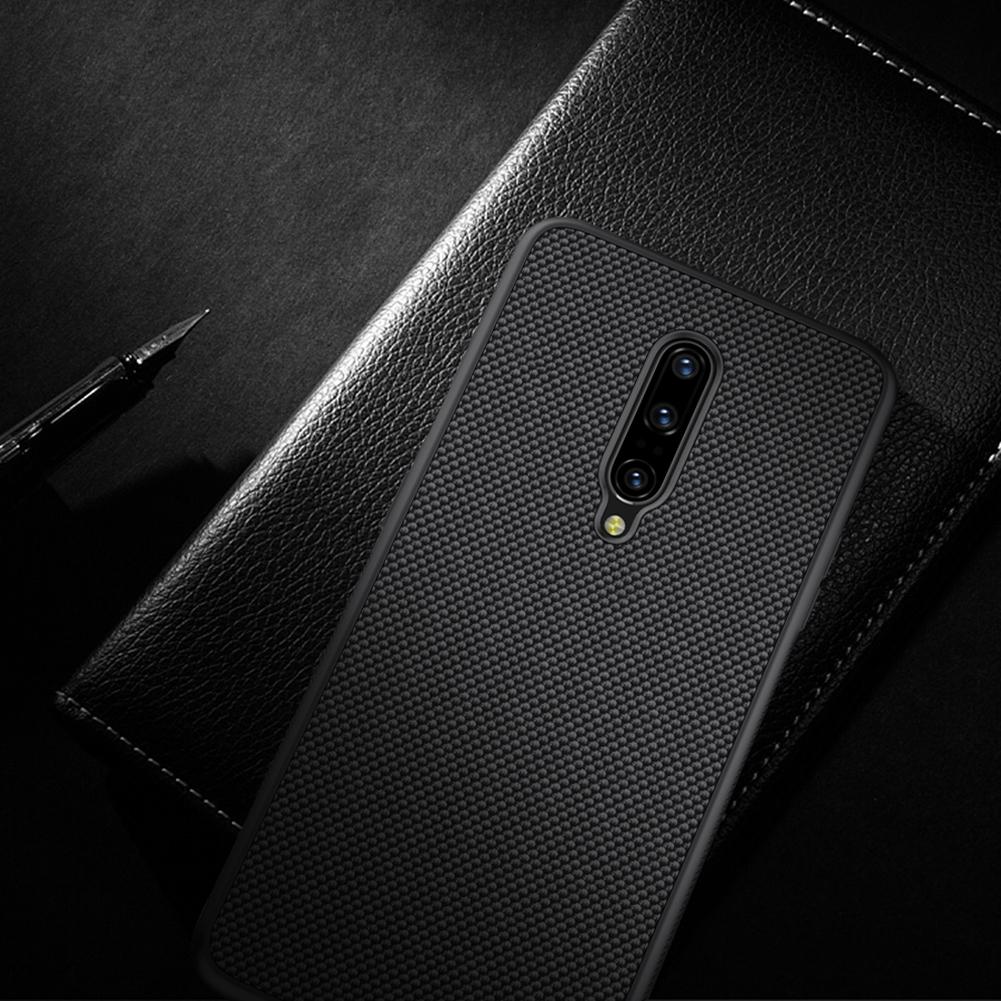 Etui Nillkin Textured dla OnePlus 7 Pro - Modny i elegancki design