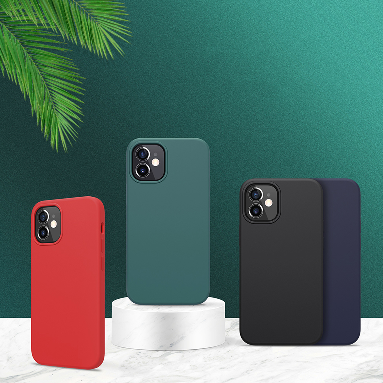 Etui Nillkin Flex Case dla Apple iPhone 12 Mini - Zestaw zawiera: