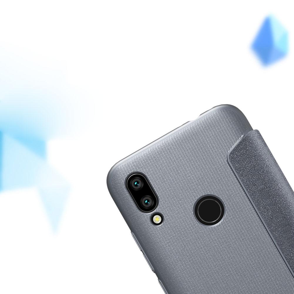 Etui Nillkin Sparkle dla Xiaomi Redmi 7 - Ochrona i wysoki komfort użytkowania