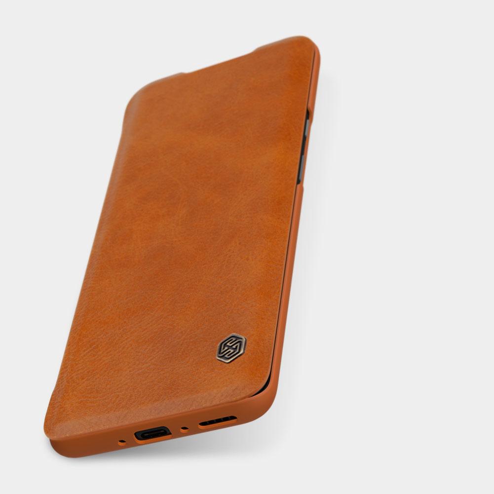 Etui Nillkin QIN dla Oneplus 7 Pro - Ochrona i wysoki komfort użytkowania