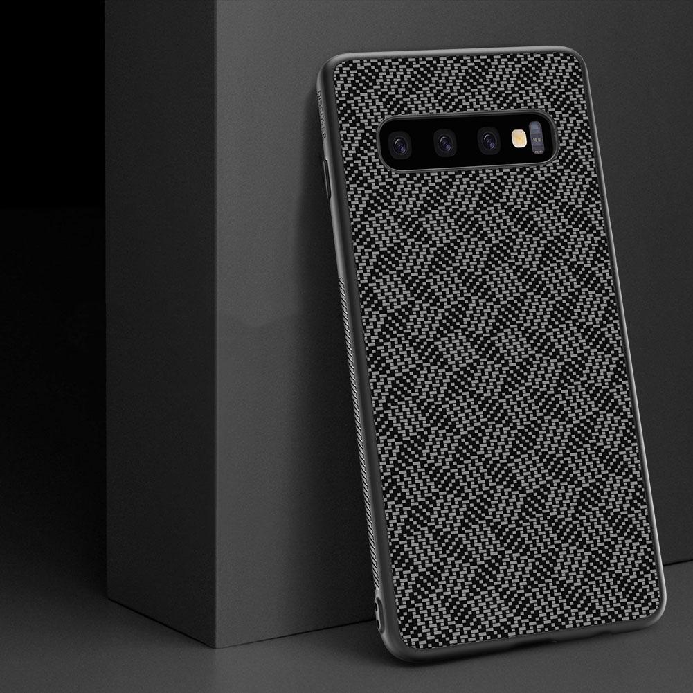 Etui Nillkin Synthetic Fiber dla Samsung Galaxy S10 - Zawartość zestawu: