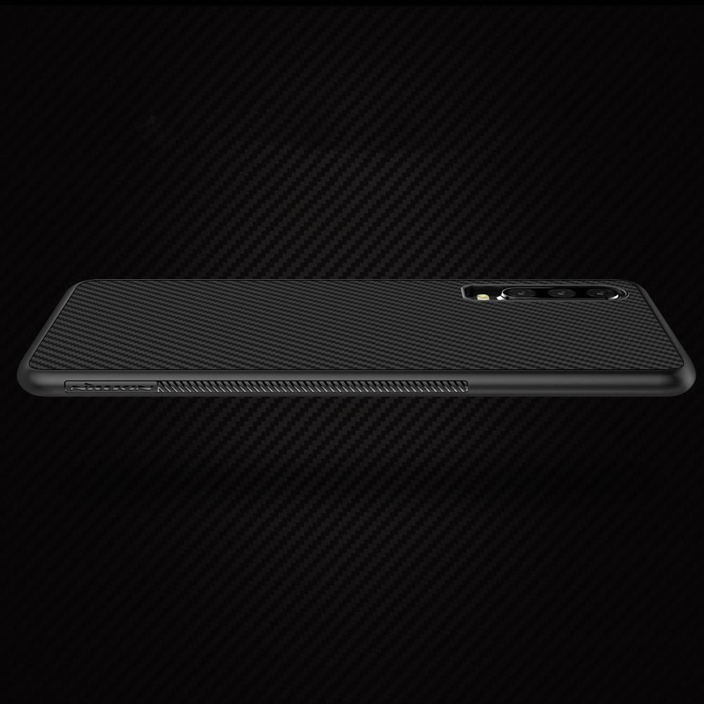 Etui Nillkin Synthetic Fiber dla Huawei P30 - Zawartość zestawu: