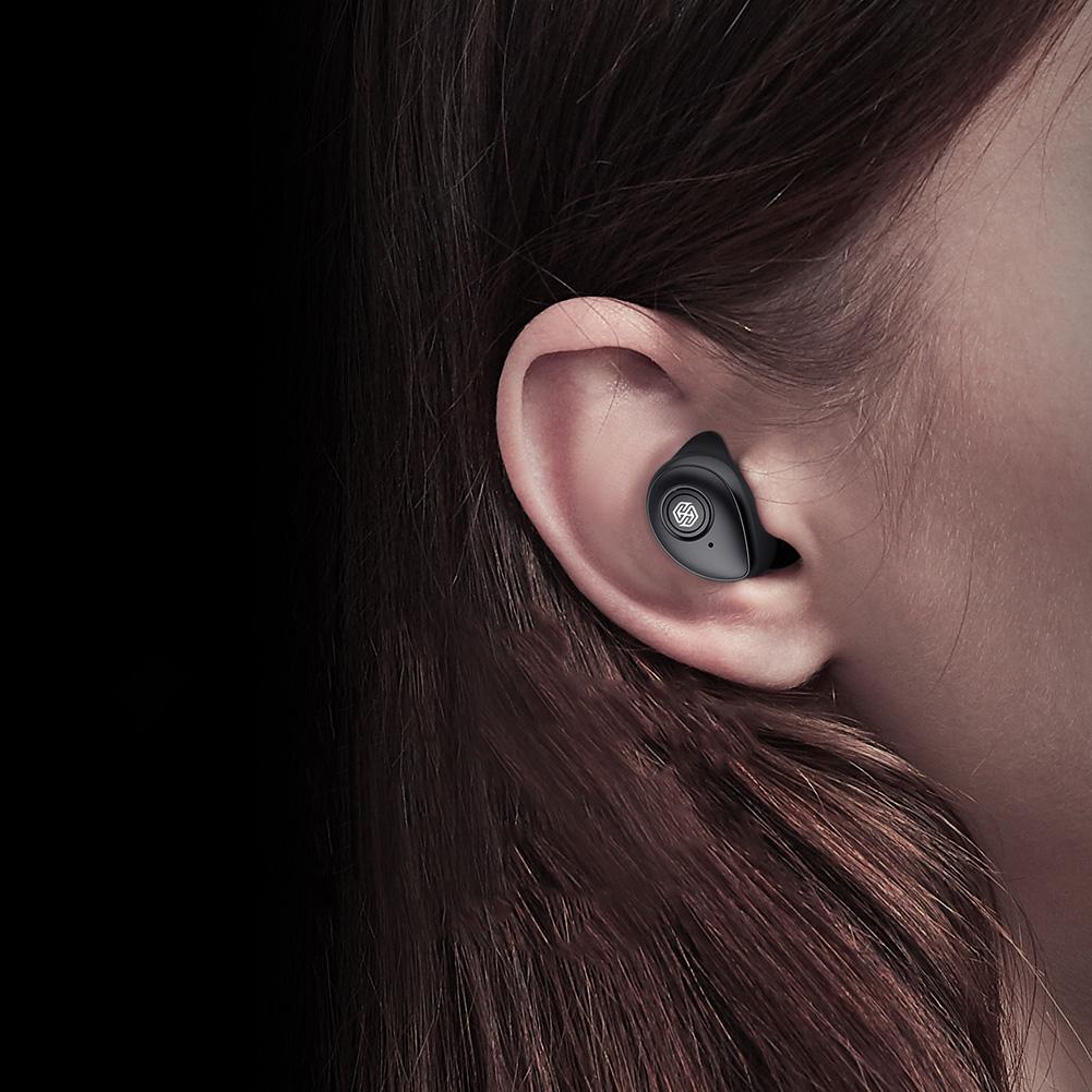 Słuchawki douszne Nillkin GO TWS - Słuchawki ładowane w etui