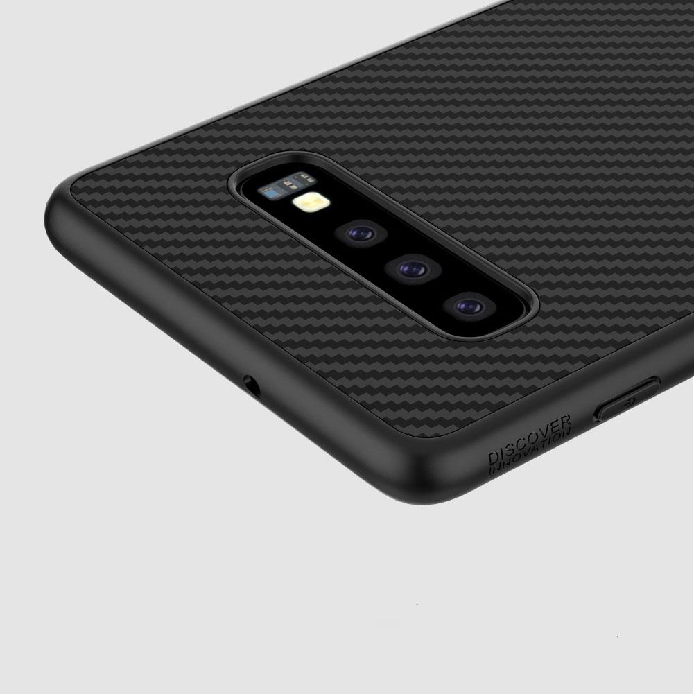 Etui Nillkin Synthetic Fiber dla Samsung Galaxy S10 Plus - Zawartość zestawu: