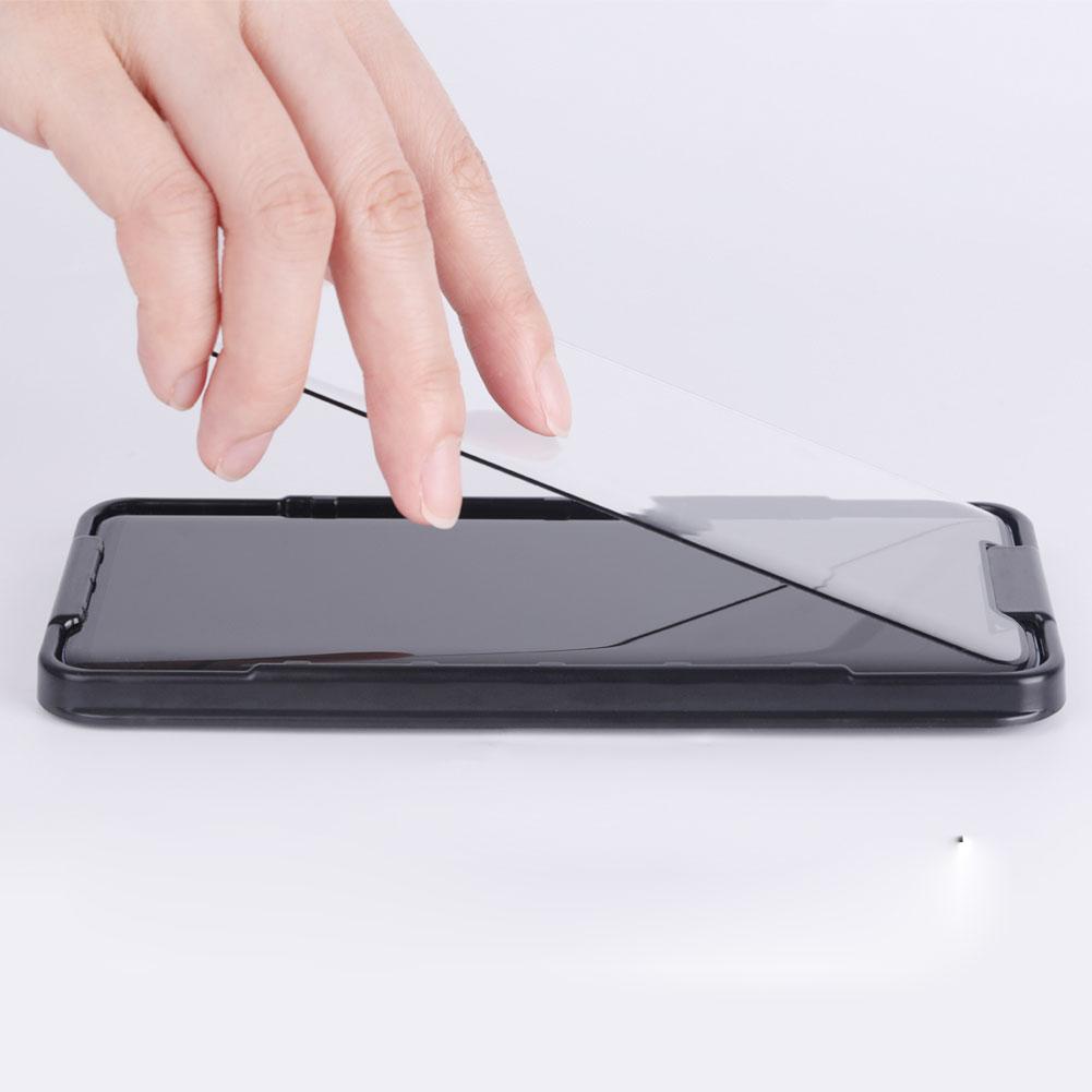 Szkło NILLKIN Full Glue 3D DS+ MAX dla Huawei P30 Pro - Seria DS+ MAX 3D - świetna jakość, idelne dopasowanie oraz prosta aplikacja