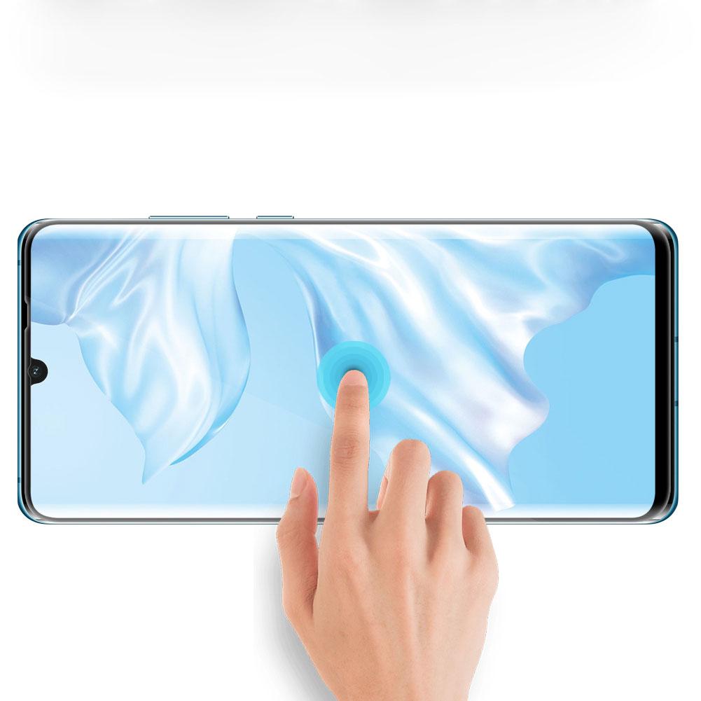 Szkło NILLKIN Full Glue 3D DS+ MAX dla Huawei P30 Pro - Specyfikacja: Szkło NILLKIN 3D DS+ MAX Huawei P30 Pro
