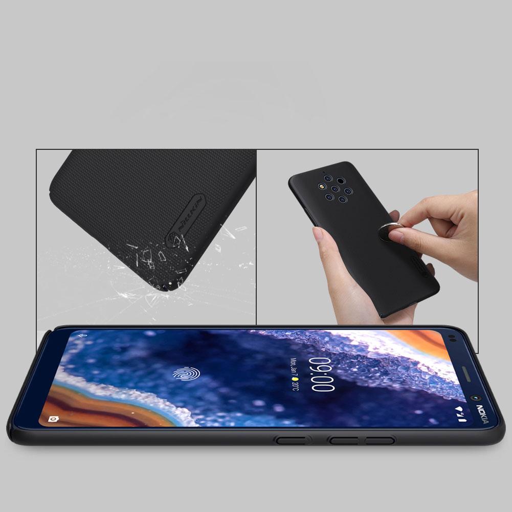 Etui Nillkin Frosted Shield dla Nokia 9 PureView - Zawartość zestawu: