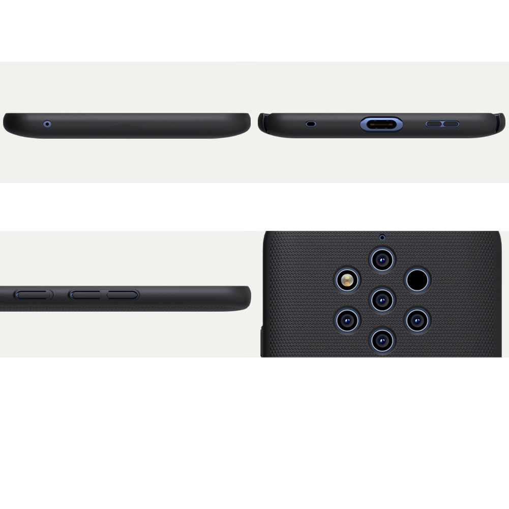 Etui Nillkin Frosted Shield dla Nokia 9 PureView - Wytrzymałe, odporne, szykowne !
