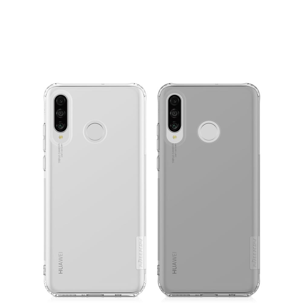 Etui Nillkin Nature dla Huawei P30 Lite - Dyskretna ochrona Twojego smartfona!