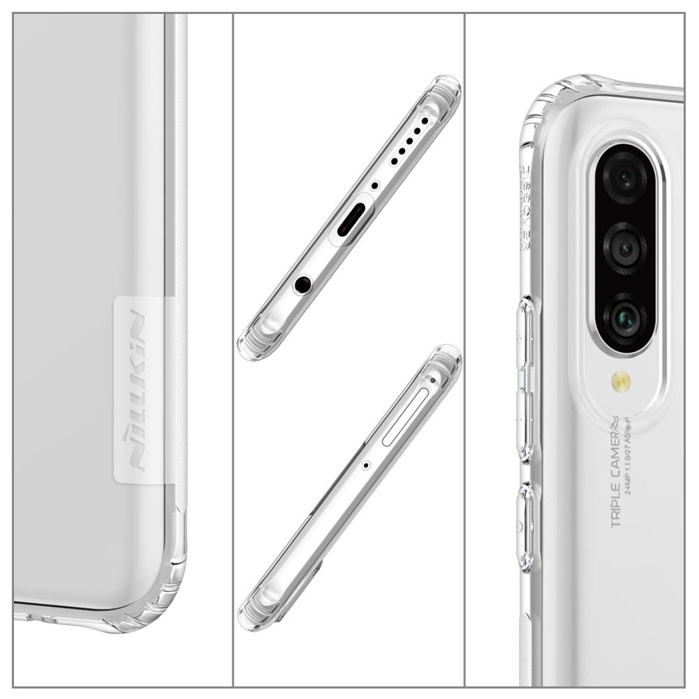 Etui Nillkin Nature dla Huawei P30 Lite - Niezwykle lekkie i estetyczne