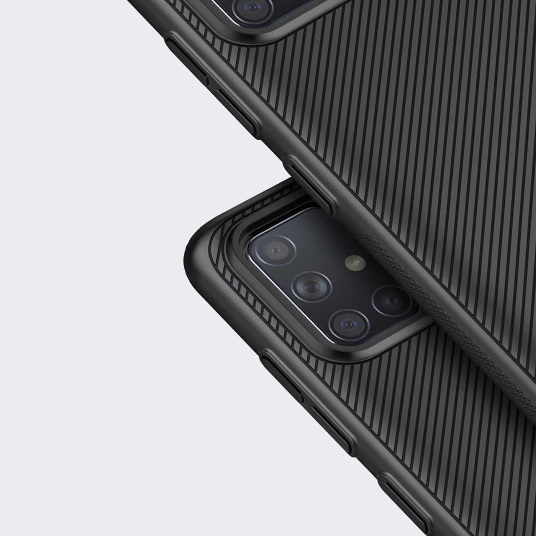 Etui Nillkin Camshield Samsung Galaxy A71 - Zestaw zawiera