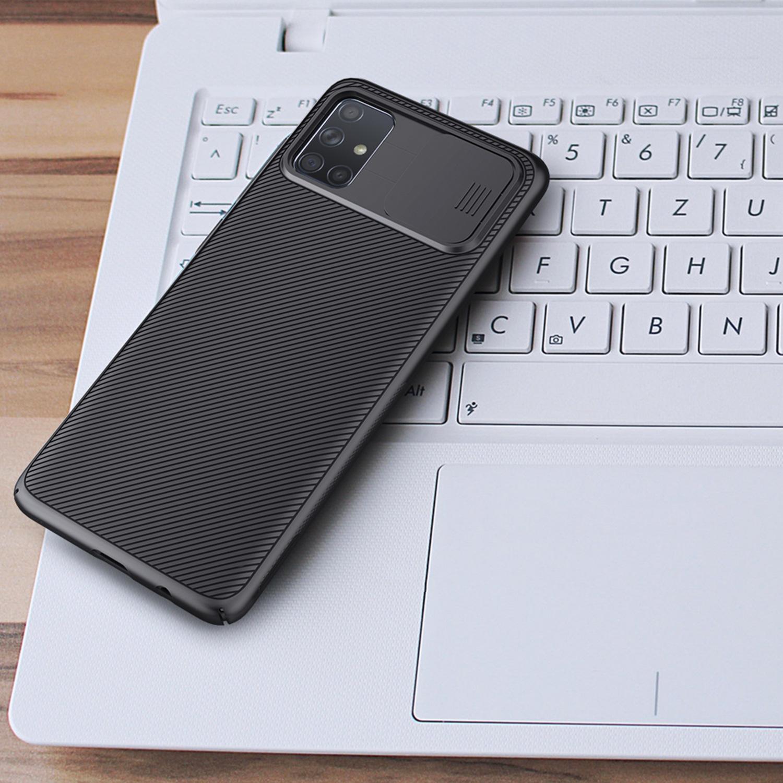 Etui Nillkin Camshield Samsung Galaxy A71 - Specyfikacja: Etui Nillkin CamShield do Samsung Galaxy A71