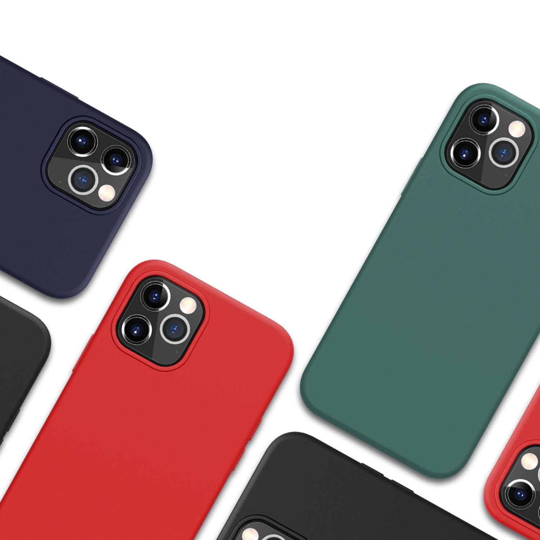 Etui Nillkin Flex Case dla Apple iPhone 12/iPhone 12 PRO - Idealne dopasowanie do wspieranego urządzenia