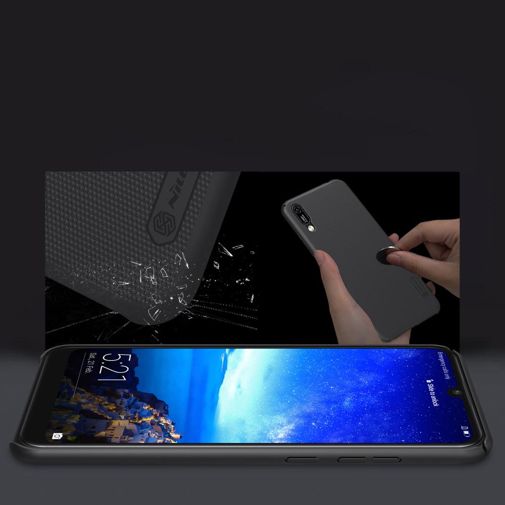 Etui Nillkin Frosted Shield dla Huawei Y6 PRO 2019 - Zawartość zestawu: