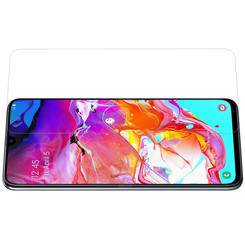 Szkło hartowane NILLKIN Amazing H dla Samsung Galaxy A70 - Specyfikacja: [PG]Szkło NILLKIN Amazing H Samsung Galaxy A70