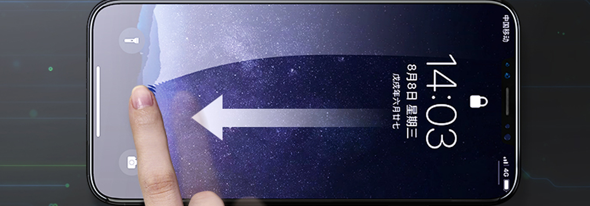 Szkło hartowane BENKS X PRO+ 3D dla Apple iPhone XS MAX - Zestaw zawiera: