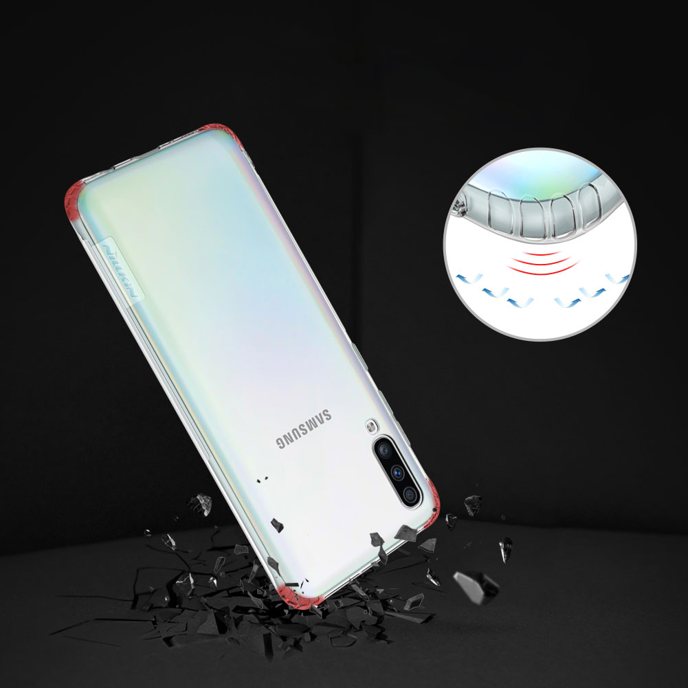 Etui Nillkin Nature dla Samsung Galaxy A70 - Niezwykle lekkie i estetyczne