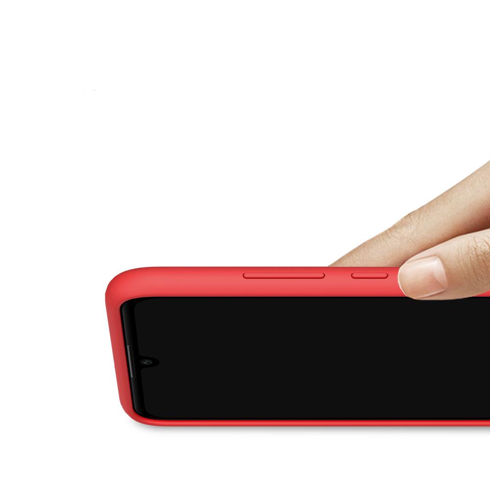 Etui Nillkin Flex Case dla Huawei P30 lite - Eleganckie, materiałowe wypełnienie