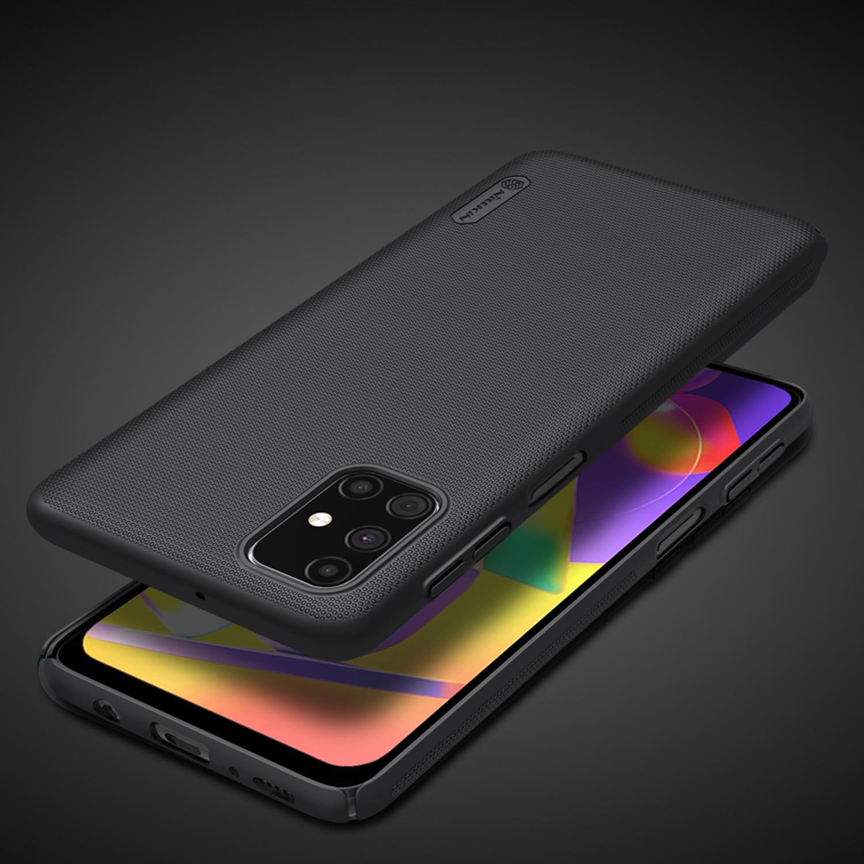 Etui Nillkin Frosted Shield dla Samsung Galaxy M31s - Jakość materiałów to podstawa!
