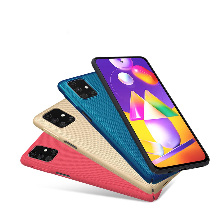 Etui Nillkin Frosted Shield dla Samsung Galaxy M31s - Zawartość zestawu: